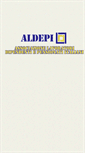 Mobile Preview of aldepi.it
